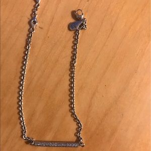Pandora necklace and bracelet